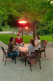 patio table with heater a buyers guide for a patio heater patio dining sets guide