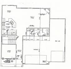 4 bed floor plans floor plans u2013 homecenter construction
