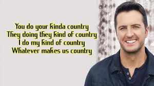 what country makes luke bryan what makes you country lyrics
