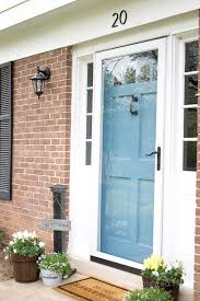 painting your front door the easy way the diy village increase your curb appeal to sell your home the inspired hive