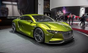 lexus electric supercar an electric supercar with a french accent u2013 news u2013 car and driver