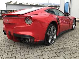 Ferrari F12 Front - fancy a u20ac77 000 destroyed ferrari f12 gtspirit