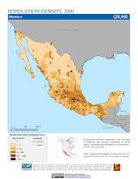 Maps Mexico by Maps Global Rural Urban Mapping Project Grump V1 Sedac