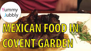 Family Garden Laredo Cantina Laredo London Covent Garden Youtube