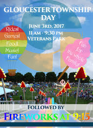 Gloucester Gloucester Township Day 2017