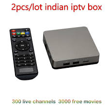 popular movies android tv box for indian channels and movi buy