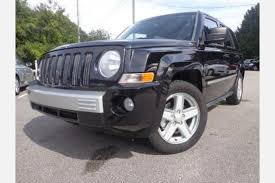 2010 jeep patriot gas mileage used jeep patriot for sale in raleigh nc edmunds