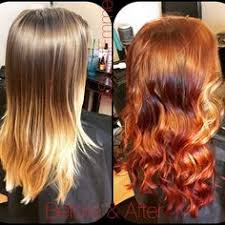beautiful balayage by meaghan aspire design salon corvallis or