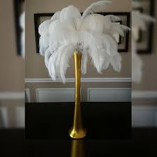 the 25 best ostrich feather centerpieces ideas on pinterest