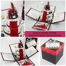 theme exploding box invitations jinkys crafts