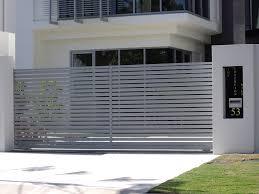 modern driveway gates google search u2026 pinteres u2026