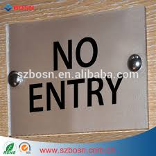 glass door number signs no entry office acrylic door sign acrylic effect glass wall