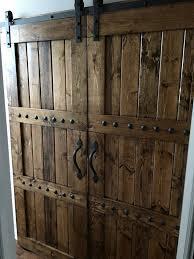 Sliding Wooden Doors Interior Interior Barn Door Package Doors Sliding Wooden