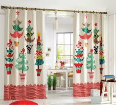 living room astonishing christmas curtains for living room ideas