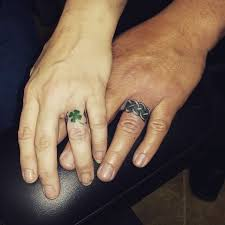 Wedding Ring Finger by 25 Wedding Ring Finger Tattoos To Swoon Over Unique Wedding