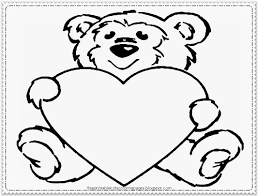 happy valentines day heart coloring pages heart at valentines free