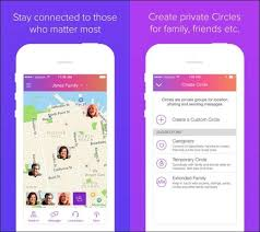 life360 android your location in real time on iphone or android