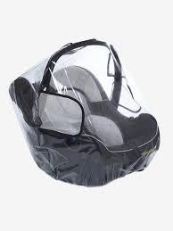 siege auto coque habillage pluie intégral vertbaudet pour siège auto coque groupe 0
