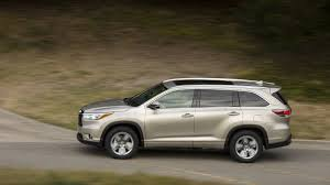 suv toyota 2015 2015 toyota highlander suv review with price horsepower and photo