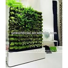 Artificial Plant Decoration Home Gnw Glw027 Living Wall Planter Vertical Garden Arificial Green
