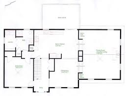 Floor Plan Examples For Homes Floorplan Example Of Cape Style Home Floorplans Pinterest Ranch