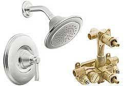 Shower Only Faucet Bathroom Faucets U0026 Shower Systems Riverbend Home