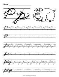 free printable cursive b worksheet cursive writing worksheets