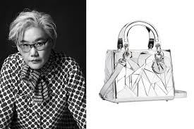the gray lady reinvents itself dior lady art 2 dior taps 10 new artists to reinvent their