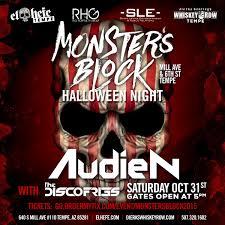 monster u0027s block party el hefe super macho taqueria halloween