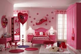 Bedroom Design For Girls Red Bedroom Large Ideas For Teenage Girls Red Concrete Wall Medium