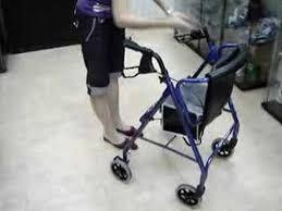 senior walkers with seat shopper stroller walker for elderly