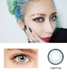 light grey contact lenses 14 20mm bella ice light gray color contact lenses 16 99