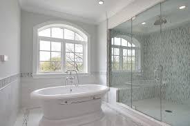 Bathrooms by Traditional Bathroom Renovations With Bathroom Backsplash Ideas