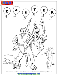 frozen sven coloring pages getcoloringpages com