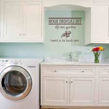 best laundry room colors