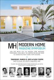 reserve your spot modern home magazine symposium march 9 srq