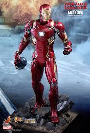 Iron Man Toys Captain America Civil War Iron Man Mark Xlvi 1 6th