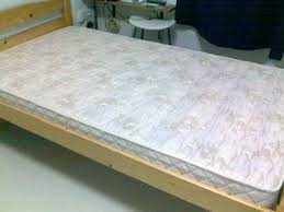 Seahorse Bed Frame Well Maintained Seahorse Bed Plus Bedframe For Sale Singapore