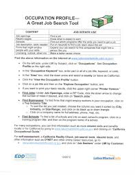 How To Write A Resume For Hospitality Jobs by Special Education Job And Career Resources