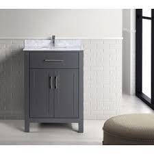 Vanities For Bathrooms Modern Bathroom Vanities U0026 Cabinets Allmodern