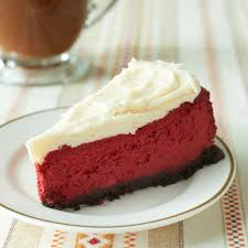 red velvet cheesecake recipe myrecipes