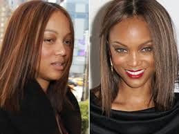 hairstyles not celebrities cool tyra banks hairstyles 2017 hair color pictures check more at
