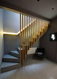 Ideas For Banisters Best 25 Led Stair Lights Ideas On Pinterest Stair Lighting