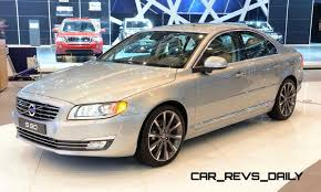 speculative renderings 2016 volvo s80 and 2017 volvo s60
