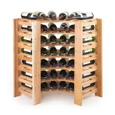 wall mounted corner wine rack for kitchen with glass door cabinet