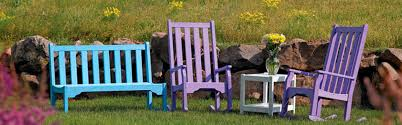 northern virginia recycled plastic outdoor furniture washington dc