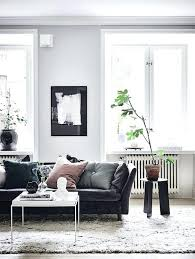 Living Room With Leather Sofa Black Leather Living Room Furniture Best Black Leather Sofas Ideas