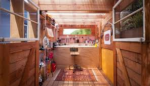 Garden Shed Lighting Ideas Shed Lighting Ideas Shed Contemporary With Wood Floor Tool Shed