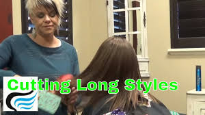radona hair cut video cutting long hairstyles straight across more difficult than you