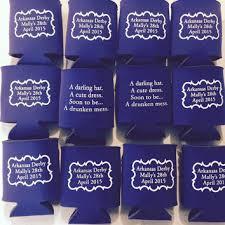 wedding gift koozies shop custom wedding koozies on wanelo